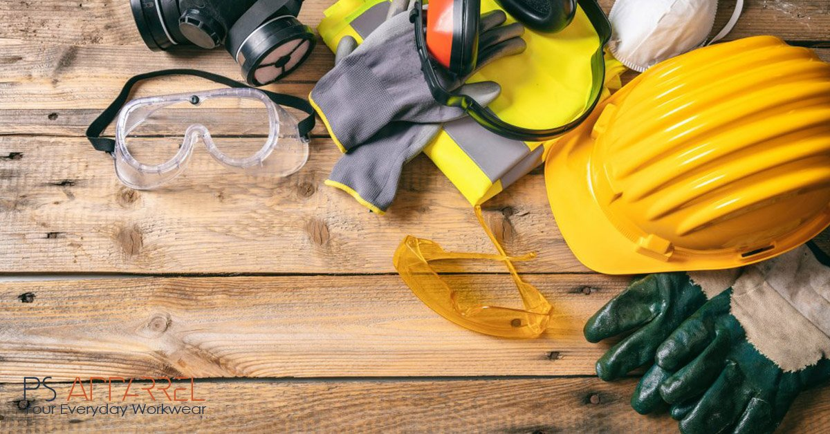 ppe equipment ps apparel