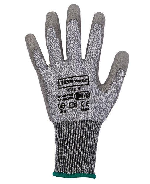 cut 5 gloves