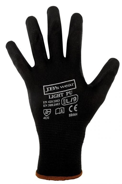 LIGHT PU BREATHABLE GLOVES