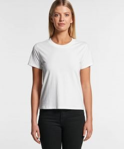 as colour women cube tee