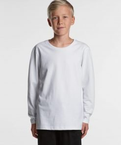 as colour youth l/s tee