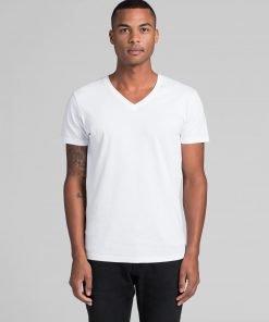 tarmac v-neck tshirt