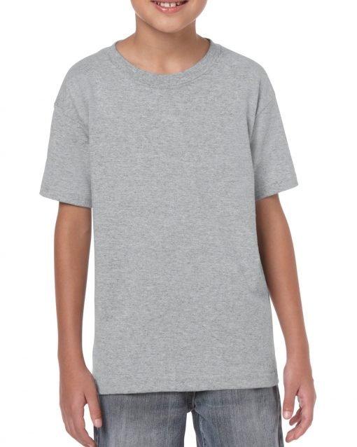 gildan heavy cotton youth t-shirt 5000b