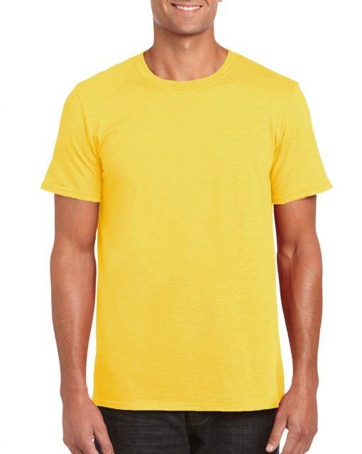 gildan soft style t-shirt 64000